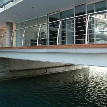 Contour Deck Bridge