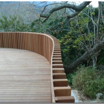 Contour Deck and Balustrade