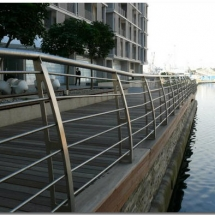 Modern Stainless Balustrade