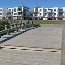 Wide Boardwalk