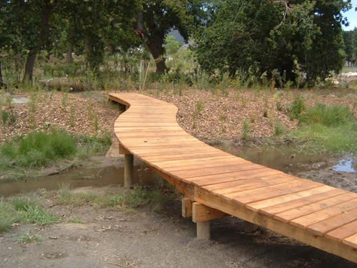 Boardwalks Contour Decks