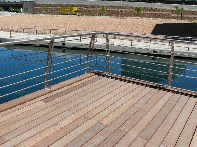 Waterfront Decks Contour Decks