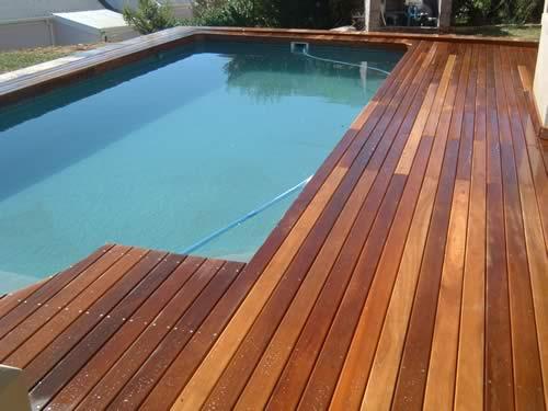 Pool Decks Contour Decks